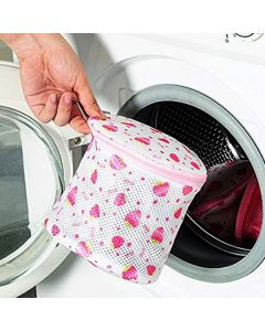 Double Layer Clothes Washing Bag